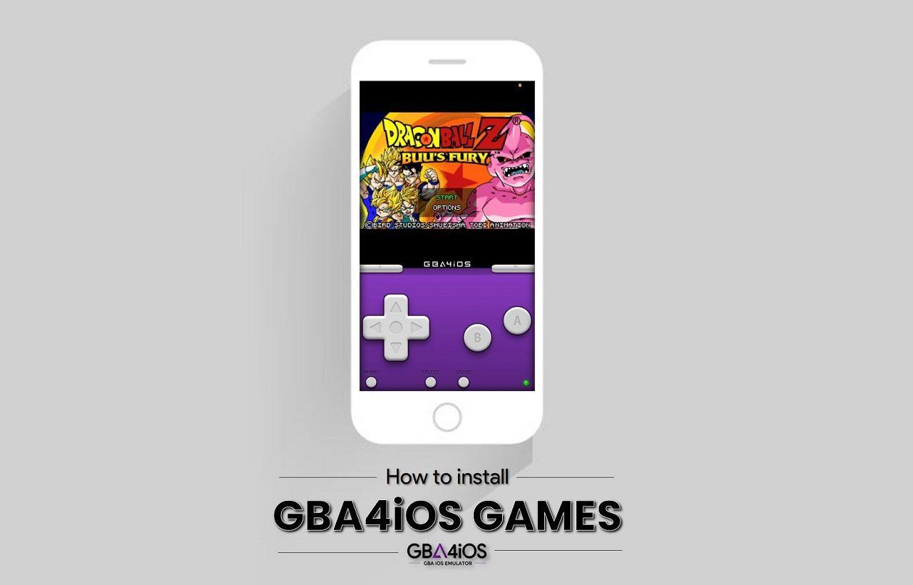 GBA4iOS Games