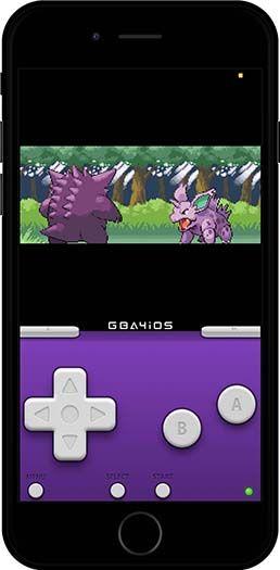 GBA4iOS skins