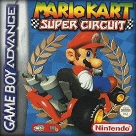 Mario Kart Super Circuit GBA4iOS