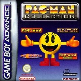 Pac-Man Collection GBA4iOS