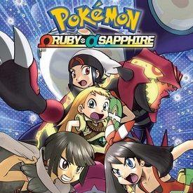 Pokémon RubyandSapphire GBA4iOS