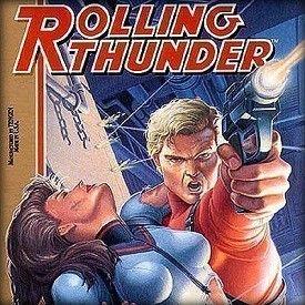 Rolling Thunder GBA4iOS
