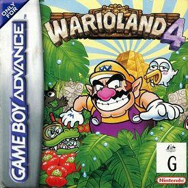 Wario Land 4 GBA4iOS