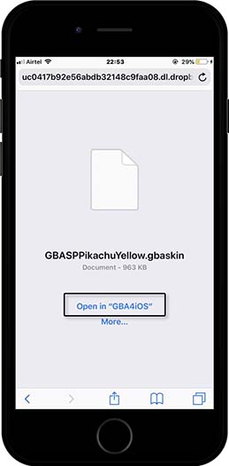 download gba4ios skins