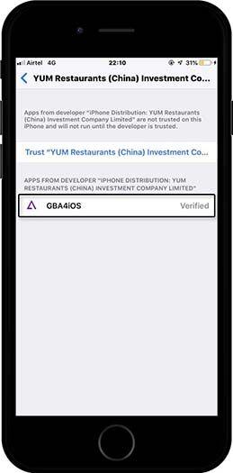 gba4ios iphone x